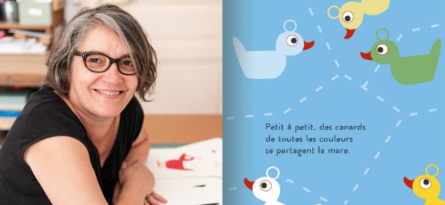 Comédie du livre : focus sur Claire Garralon !