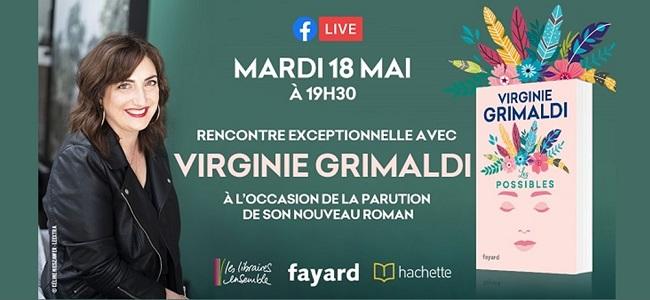 Rencontre avec Virginie Grimaldi
