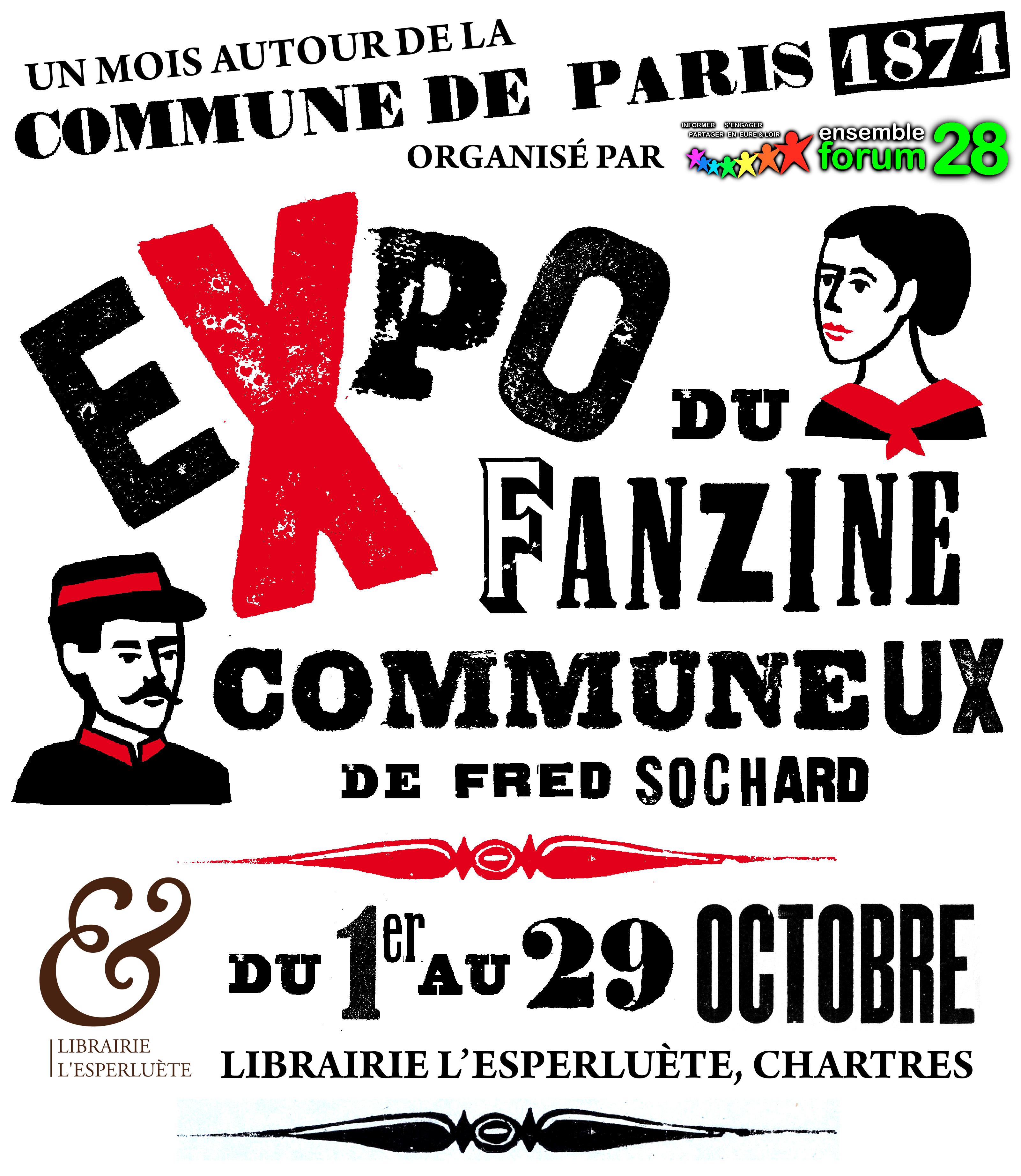 FRED SOCHARD - LA COMMUNE DE PARIS