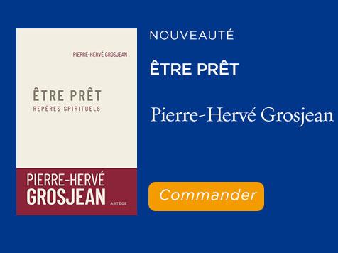 Un nouveau livre de l'abbé Grosjean.