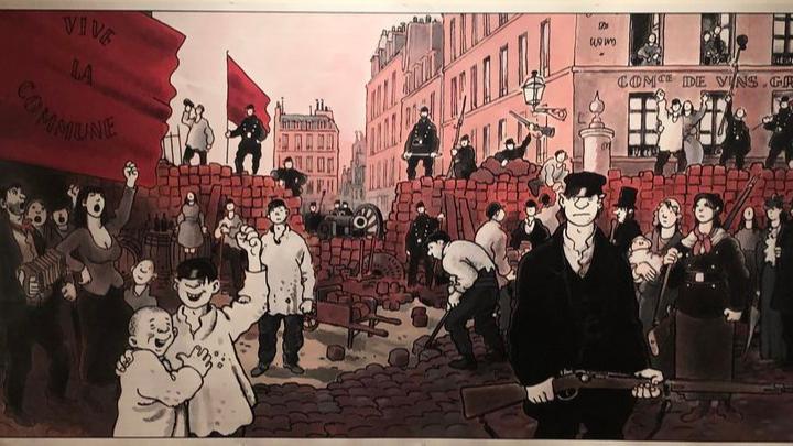 Les 150 ans de la Commune de Paris