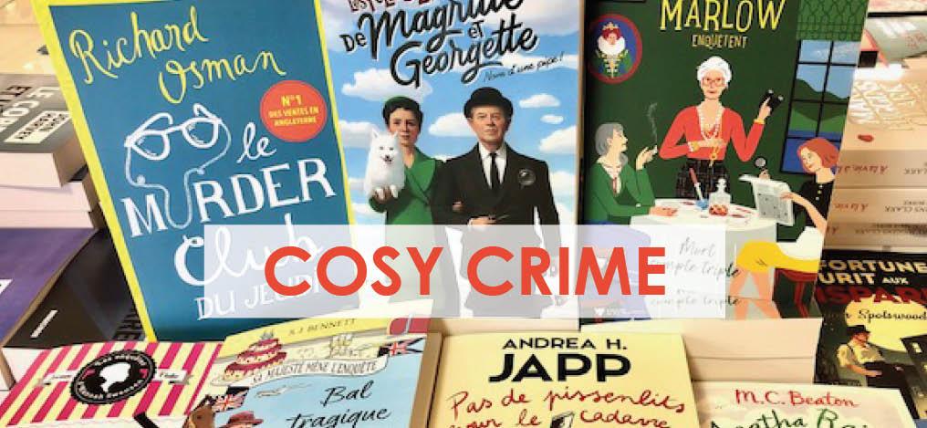 Cosy crime