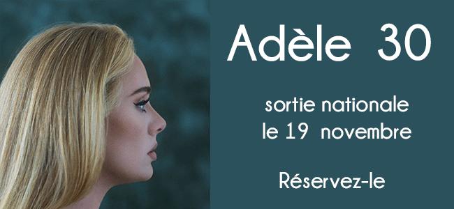 Adèle - 30