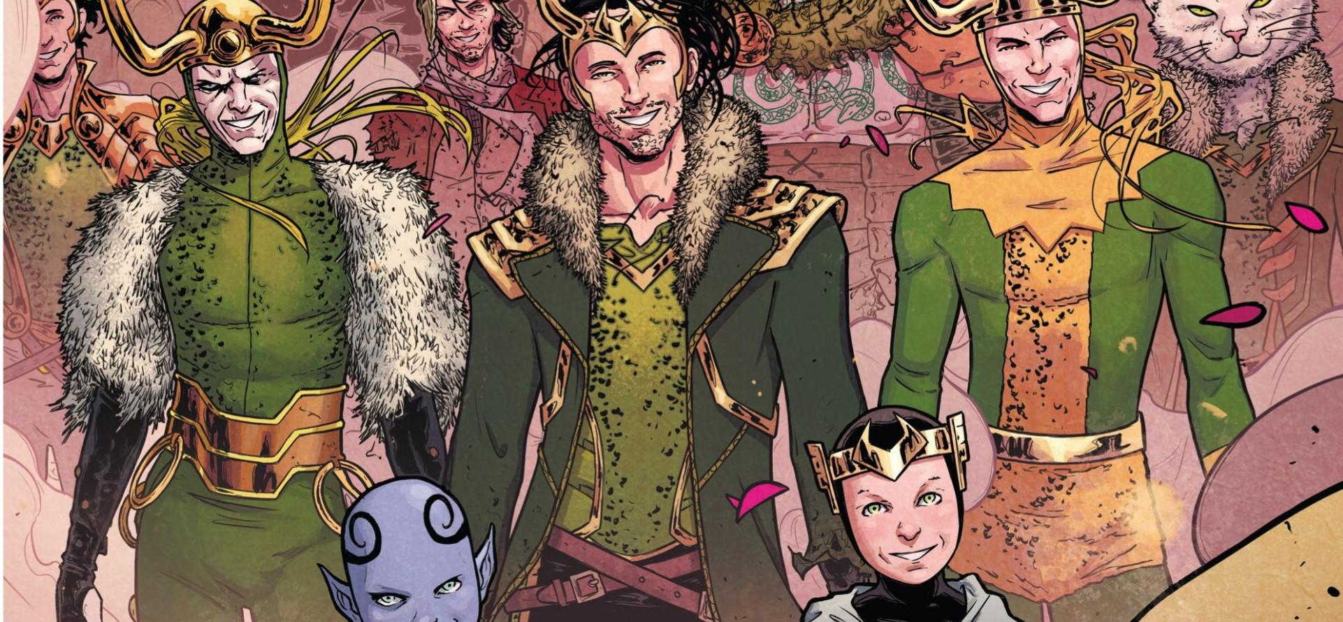 Loki est de retour
