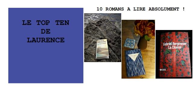 10 ROMANS INCONTOURNABLES !