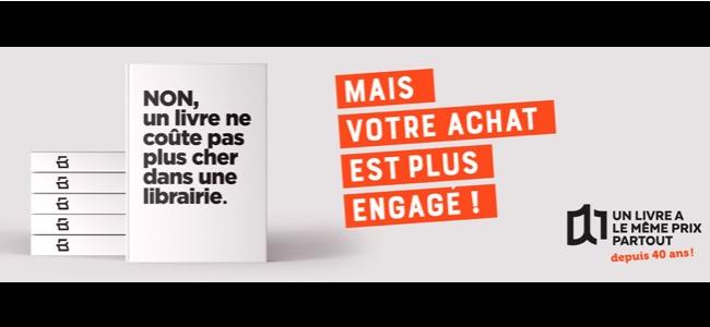Votre achat plus engagé... Campagne SLF