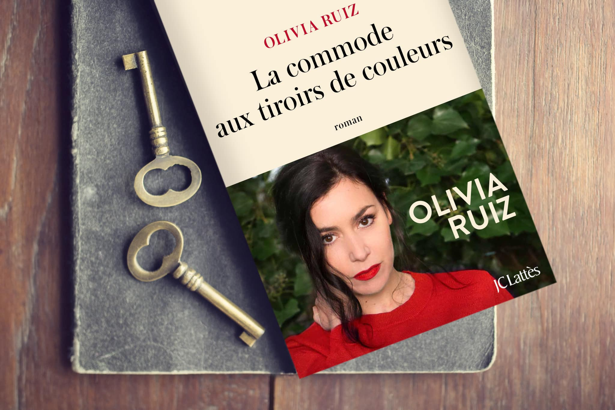 Olivia Ruiz en dédiace !