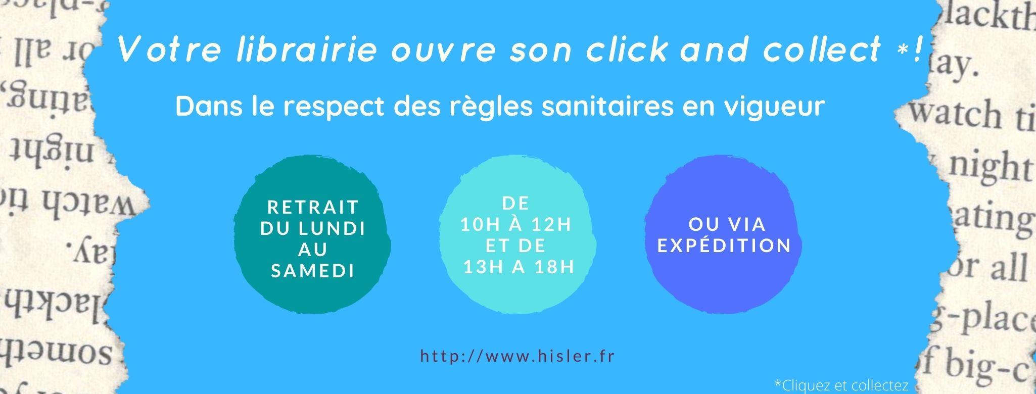 Mise en place du Click and Collect