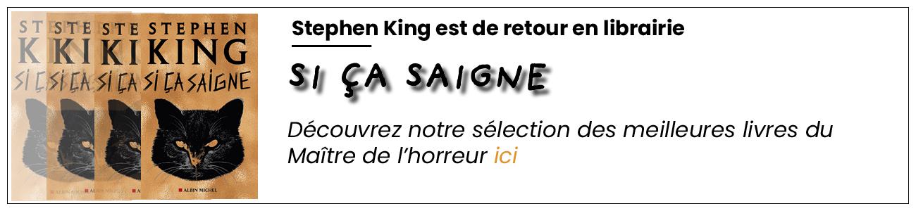 Stephen King sortie