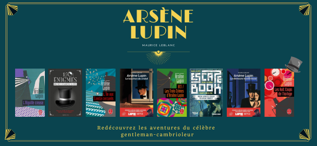 L'enquête Lupin ou le retour de Leblanc
