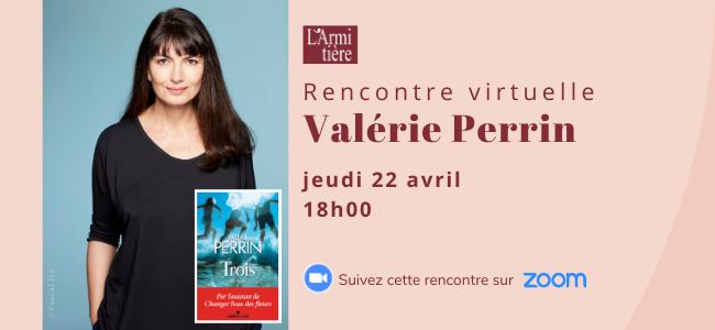 Rencontre avec Valérie Perrin