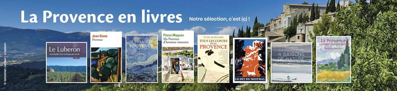 La Provence en livres