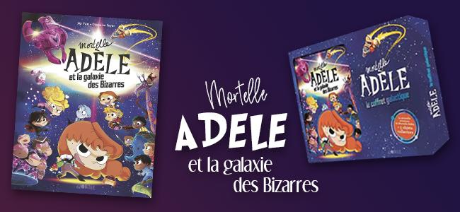 Mortelle Adèle, aventure galactique