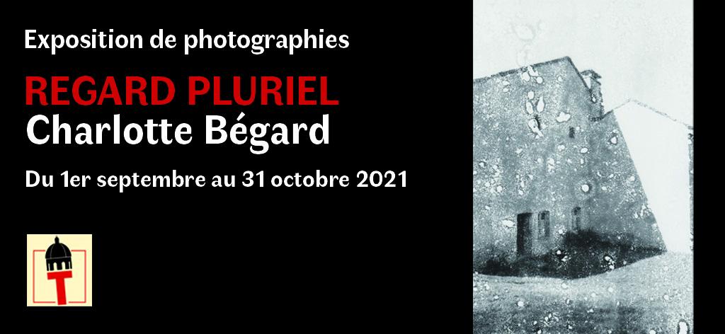 """Exposition """"Regard Pluriel"""" de Charlotte Brégard"""