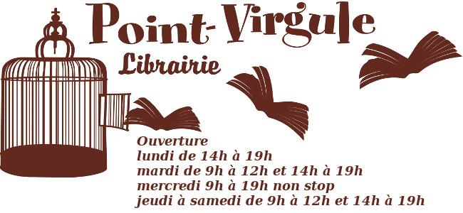 Librairie Point Virgule