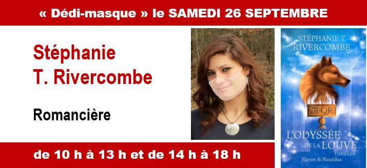 """ Dédi-masque"" le samedi 26 septembre"