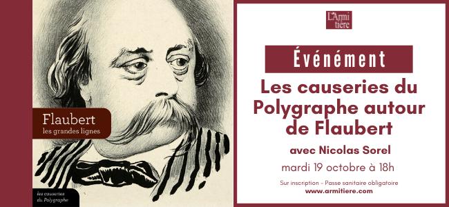 Les causeries du Polygraphe autour de Flaubert