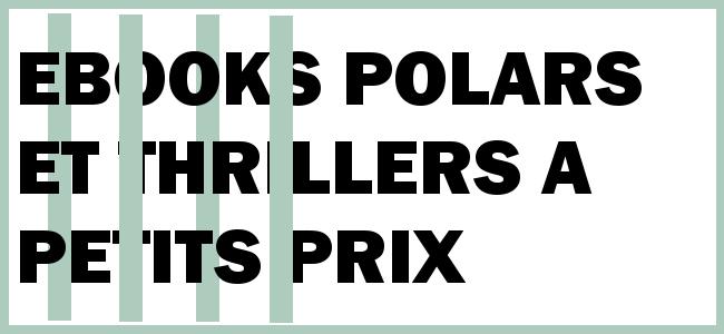 Promotion sur les polars en ebooks