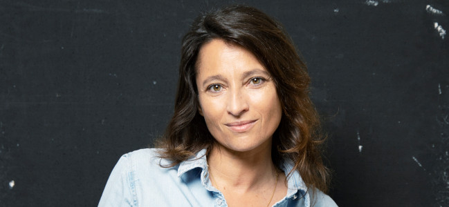Rencontre avec Nina Bouraoui