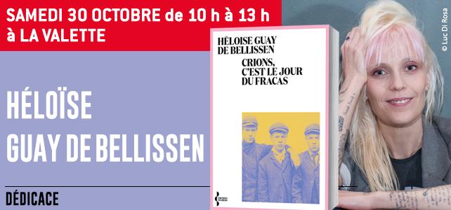 Héloïse Guay de Bellissen à la Valette