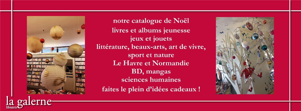 Catalogue de Noël de La Galerne