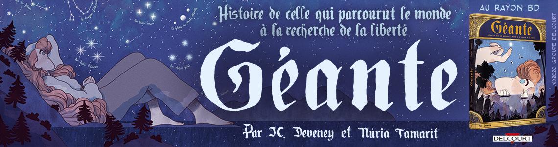 Delcourt Géante