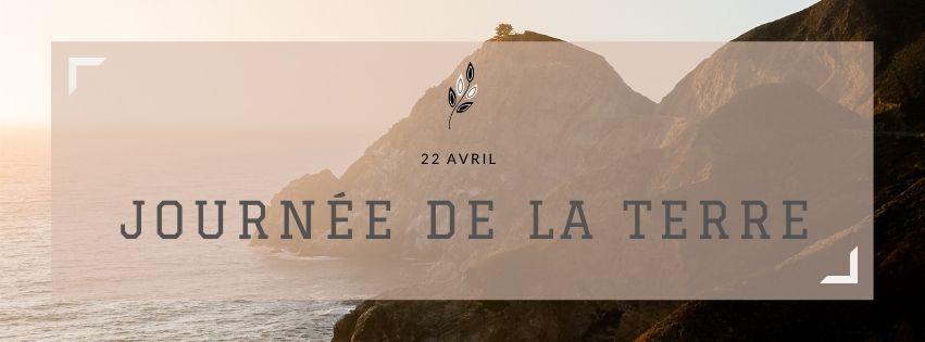 22 avril : Jour de la Terre