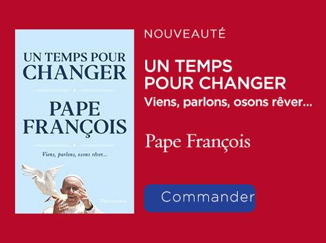 Livre événement du pape François