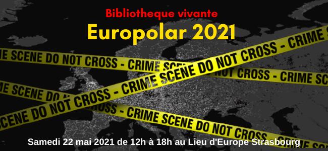 Europolar 2021 - Bibliothèque vivante
