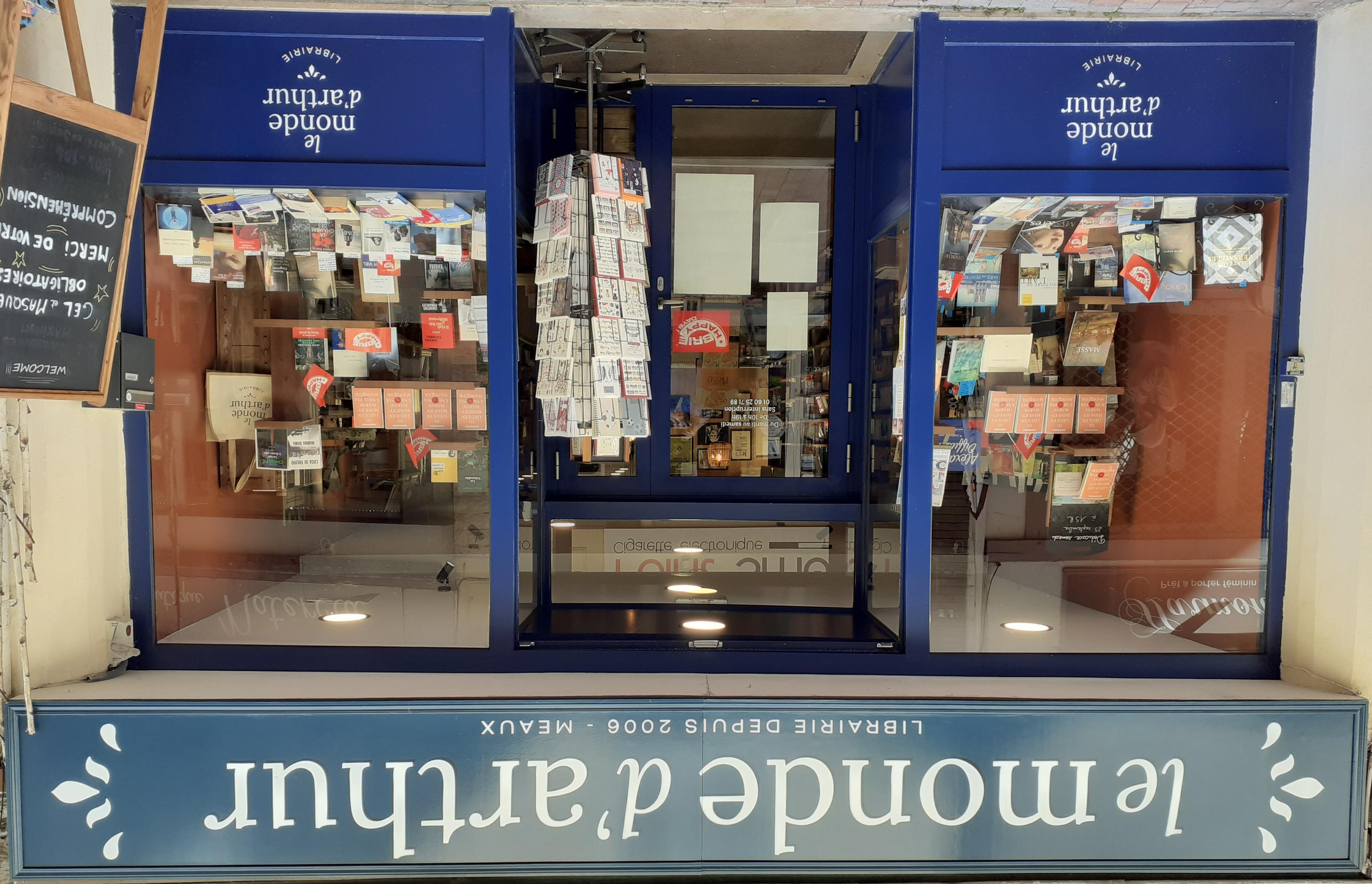 La librairie en image