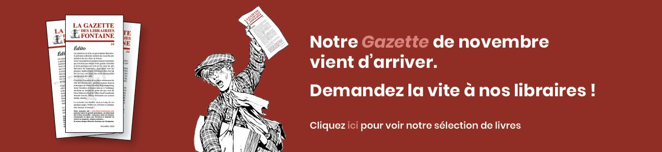 La Gazette Novembre (Passy)