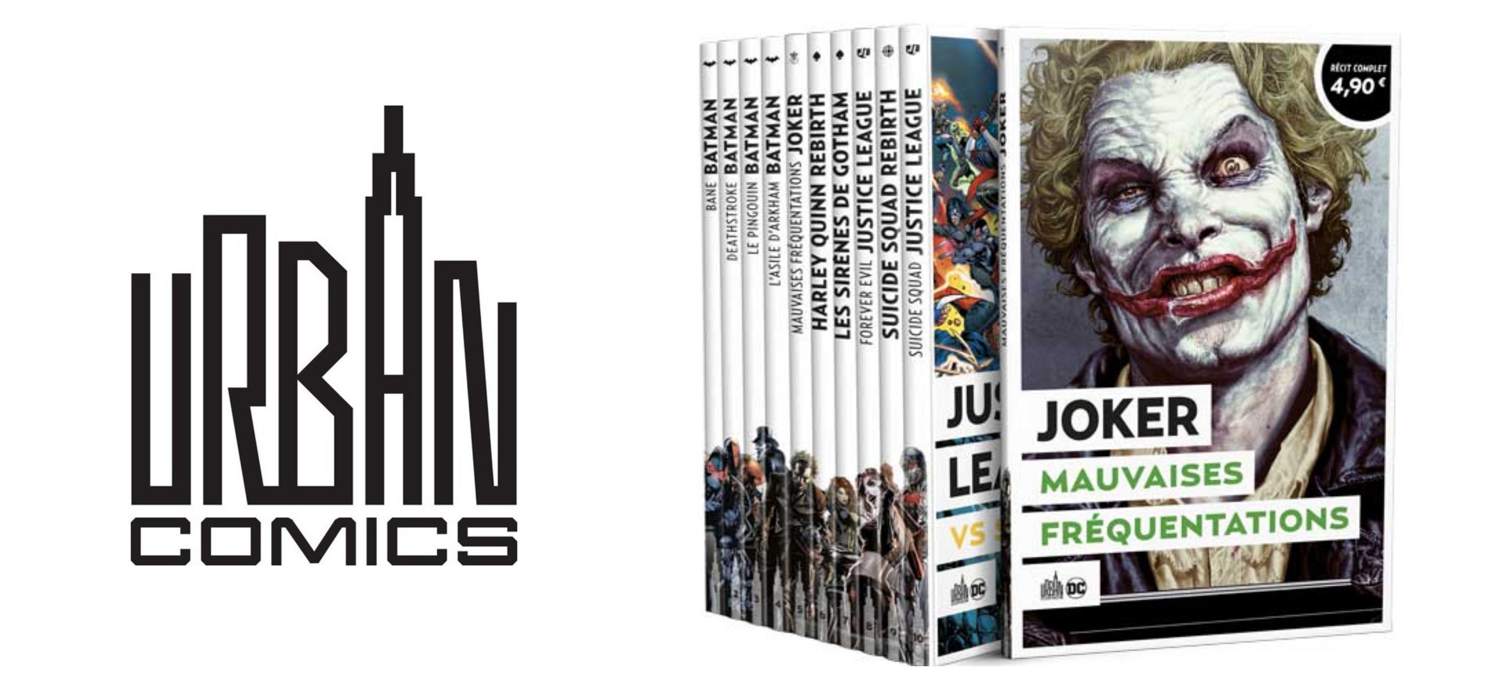 Le meilleur de DC Comics à 4,90 €