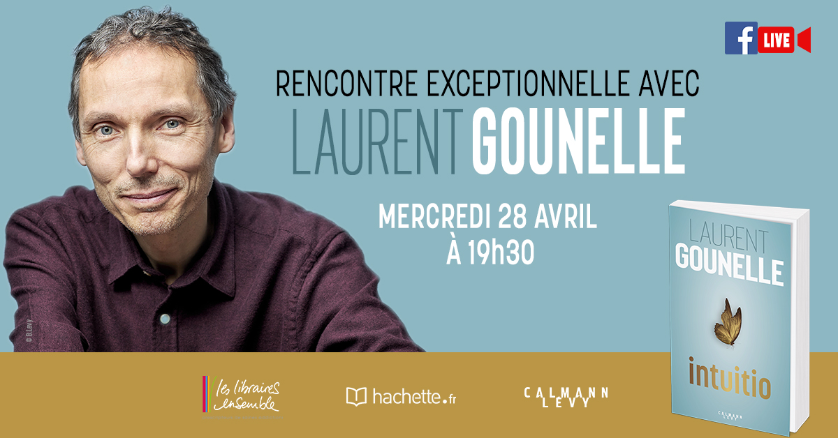 Facebook Live avec Laurent Gounelle !