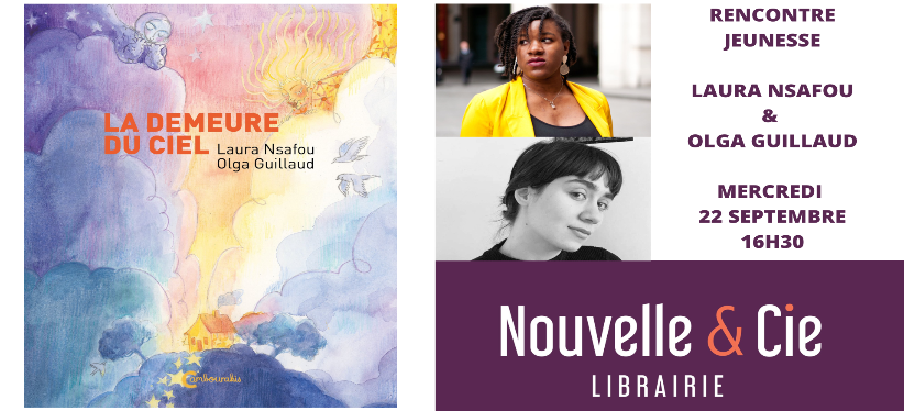 Rencontre avec Laura Nsafou et Olga Guillaud