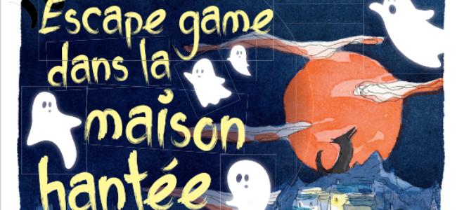 Escape Game Halloween !