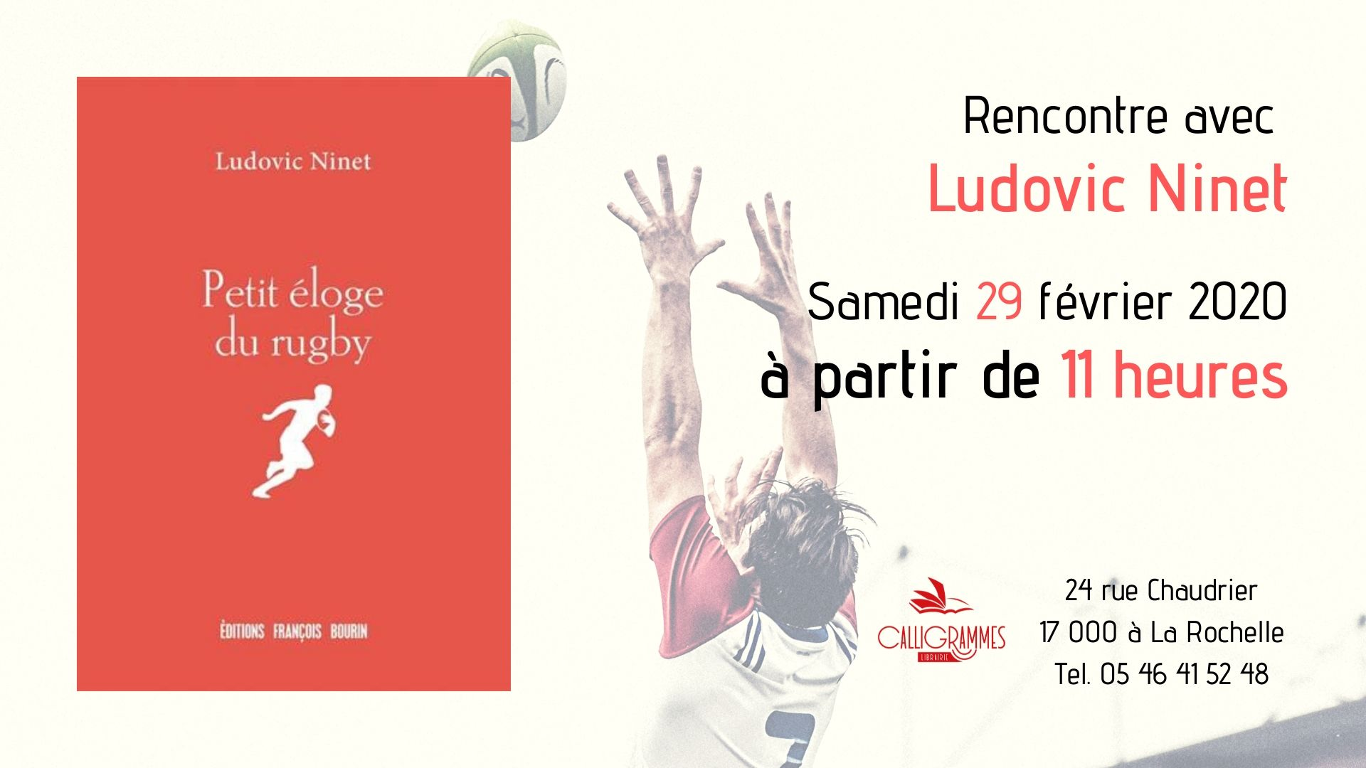 Rencontre avec Ludovic Ninet