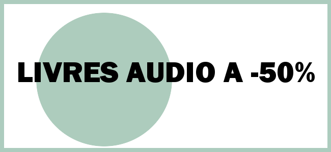 Livres audio à -50%