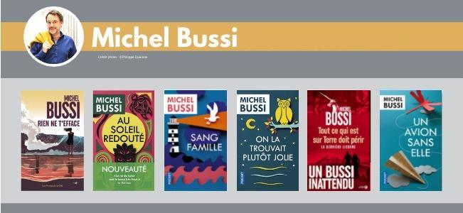 Le nouveau roman de Michel Bussi