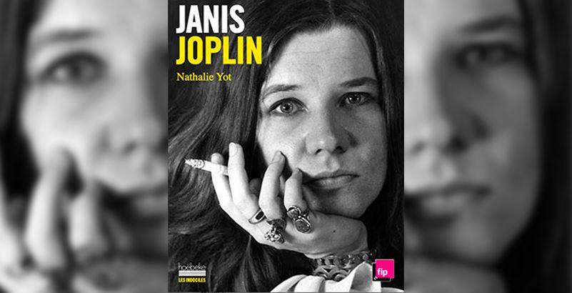 Nathalie Yot raconte Janis Joplin