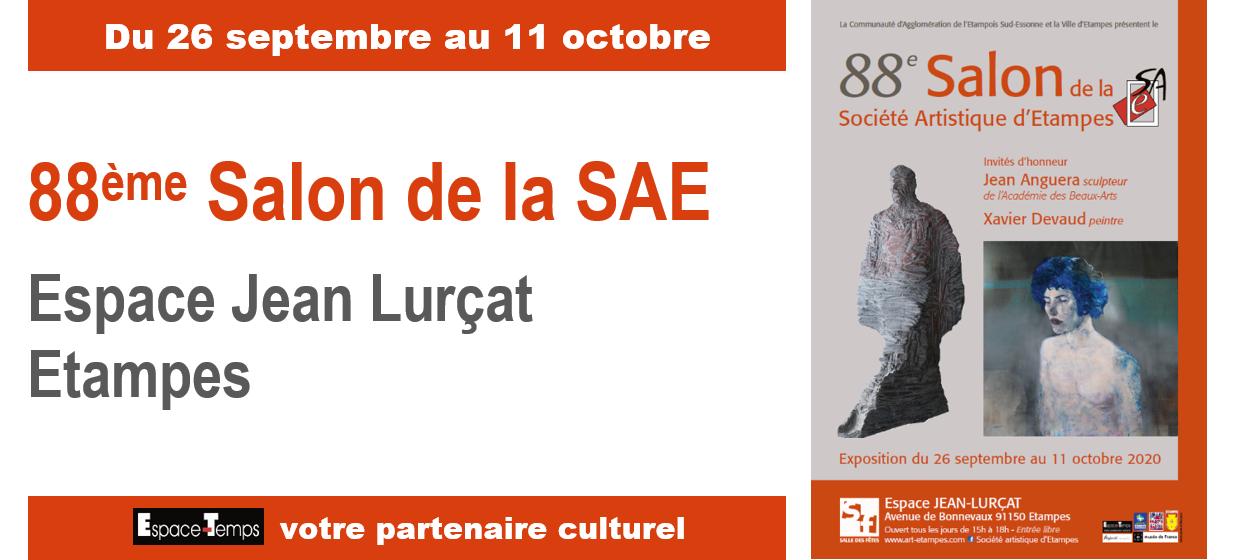 88ème Salon d'Art d'Etampes