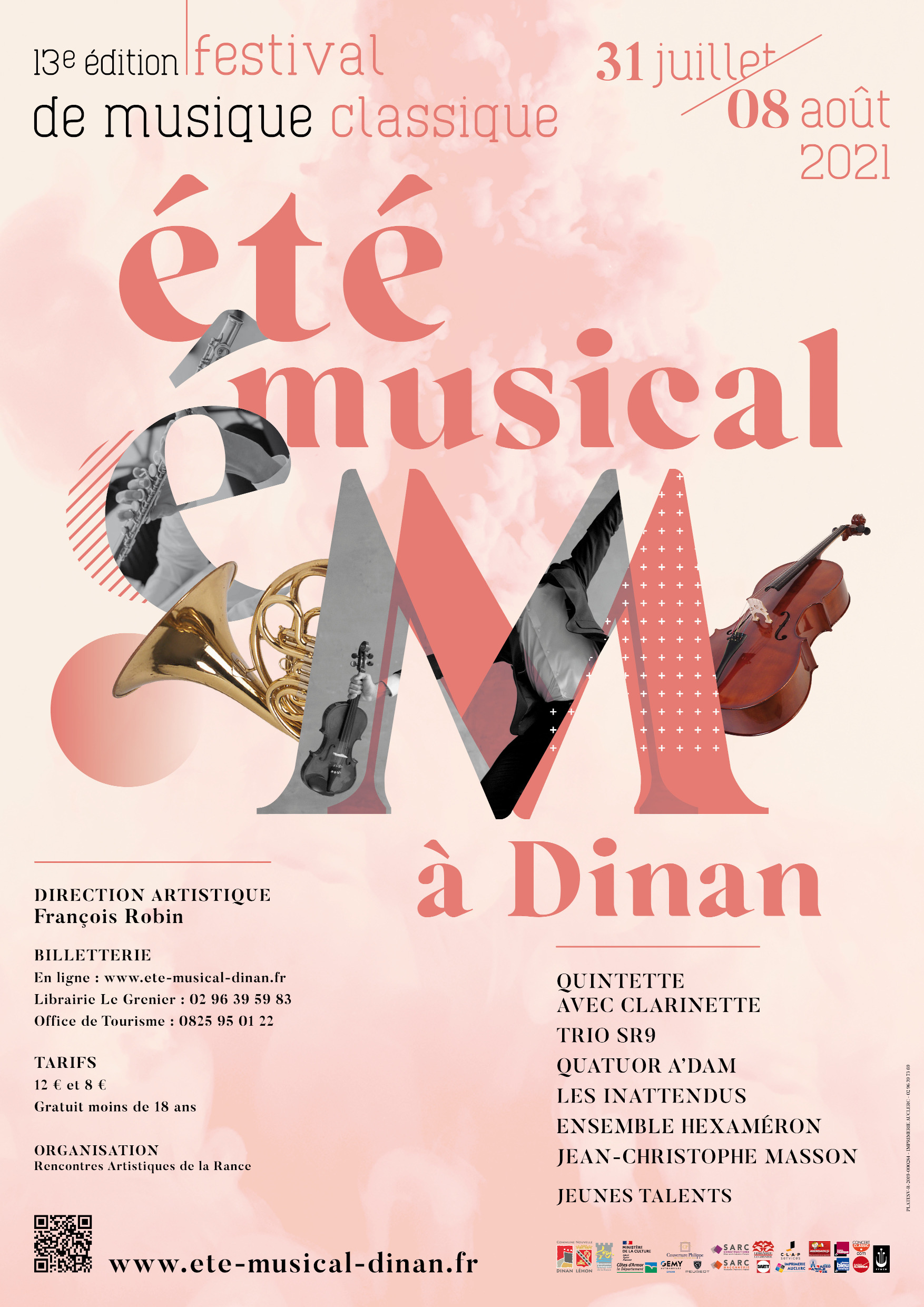 Eté musical à Dinan