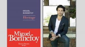 Rencontre avec Miguel Bonnefoy