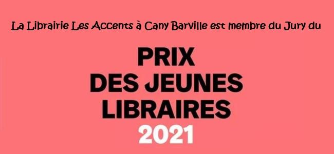 """Membre du Jury """"prix des jeunes libraires 2021"""""""
