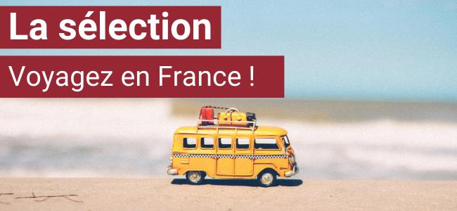 Voyagez en France !