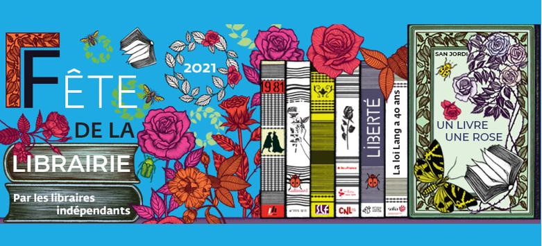Samedi 24 avril, fêter votre librairie !