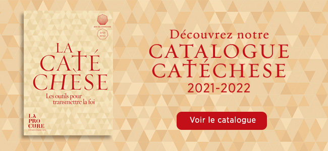 Catalogue cathechese 2021-2022