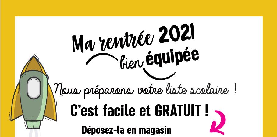 RENTREE DES CLASSES 2021