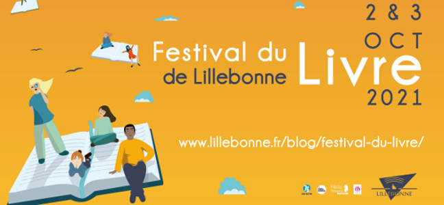 Festival du livre de Lillebonne