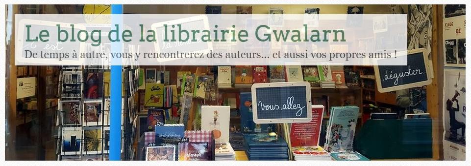 Le blog de la libraire