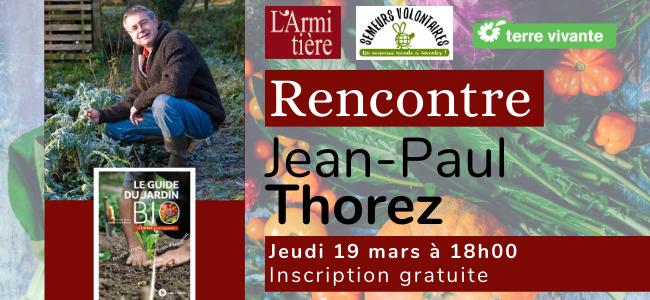 Rencontre avec Jean-Paul Thorez
